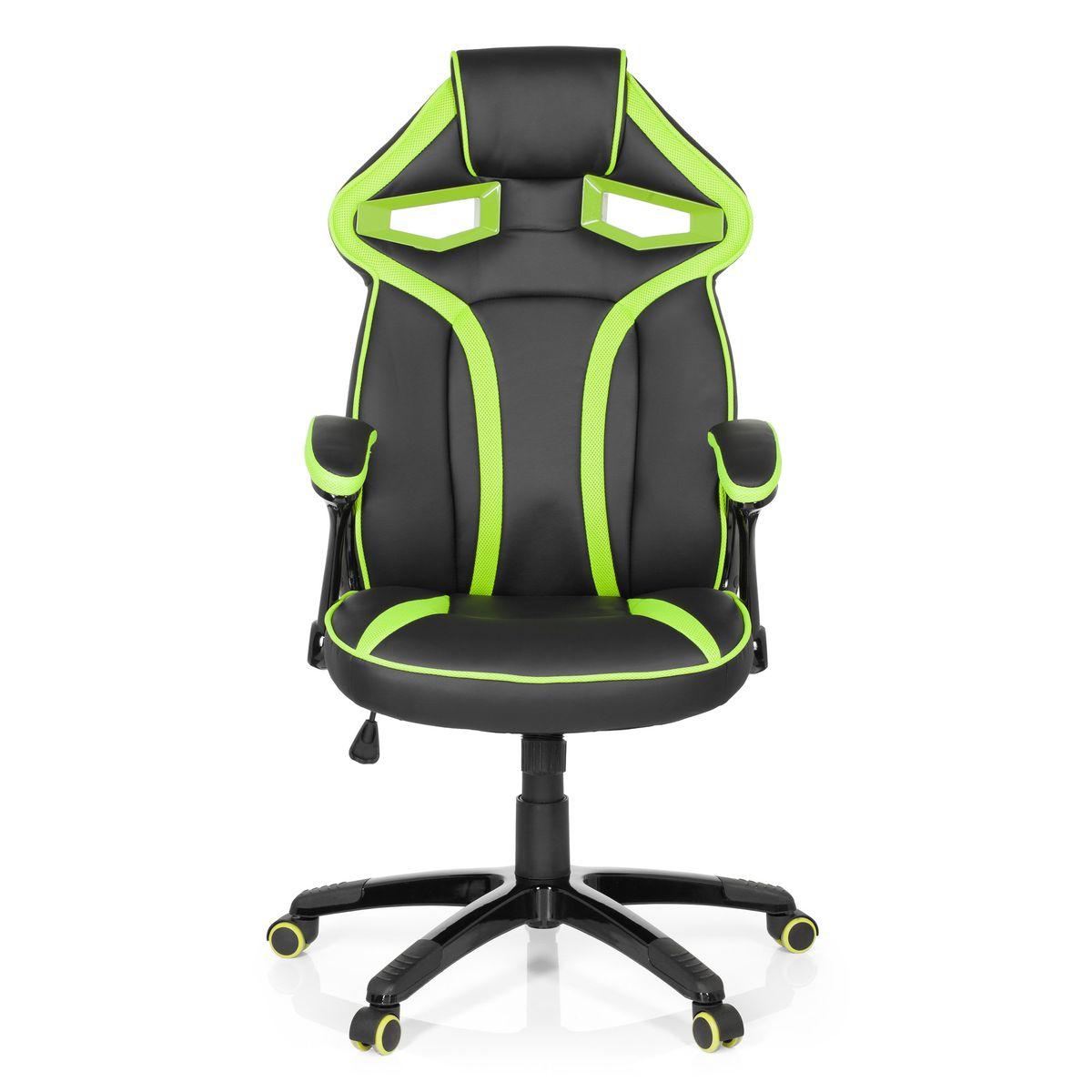 Chaise de bureau verte achat vente chaise de bureau verte pas cher cdis - Chaise bureau cdiscount ...