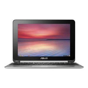ORDINATEUR PORTABLE ASUS - PC Portable - Chromebook Flip C100PA-FS0002