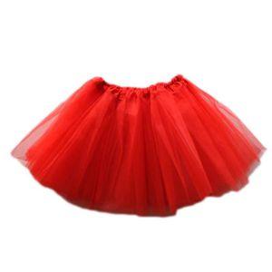 5806c8d81abd9 JUPE Enfants Jupe Filles Gown Tutu Jupes Vêtements Bébé