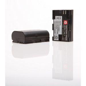 BATTERIE APPAREIL PHOTO 2 x batteries LP-E6, LPE6 pour CANON - MP EXTRA®