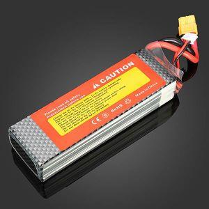 PIÈCE DÉTACHÉE DRONE ZOP Puissance 11.1V 4000mAh 3S 30C Lipo batterie X