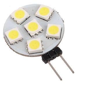 AMPOULE - LED Lampe LED G4 12V Shelf Avec 6 LED SMD-871917869933
