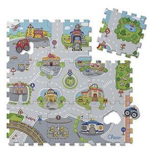 TAPIS DE JEU CHICCO Tapis puzzle City