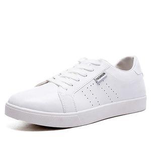 Chaussures De Sport Pour Les Femmes En Vente, Blanc, Cuir, 2017, 40,5 Saint Laurent