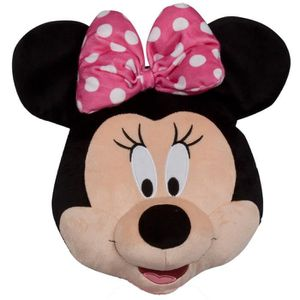 COUSSIN MINNIE Coussin Tête Minnie