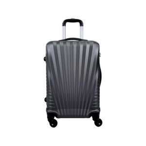 VALISE - BAGAGE Valise Taille Moyenne 4 roues 65cm Rigide - Trolle