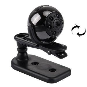 CAMÉRA SPORT Caméra Numérique Compact Ronde Rotation 360 Degrés