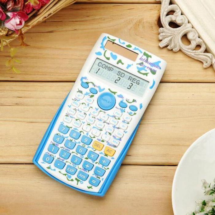Calculatrice Les étudiants Fonction Calculatrice Dessin Animé Multifonction étudiant En Génie Informatique