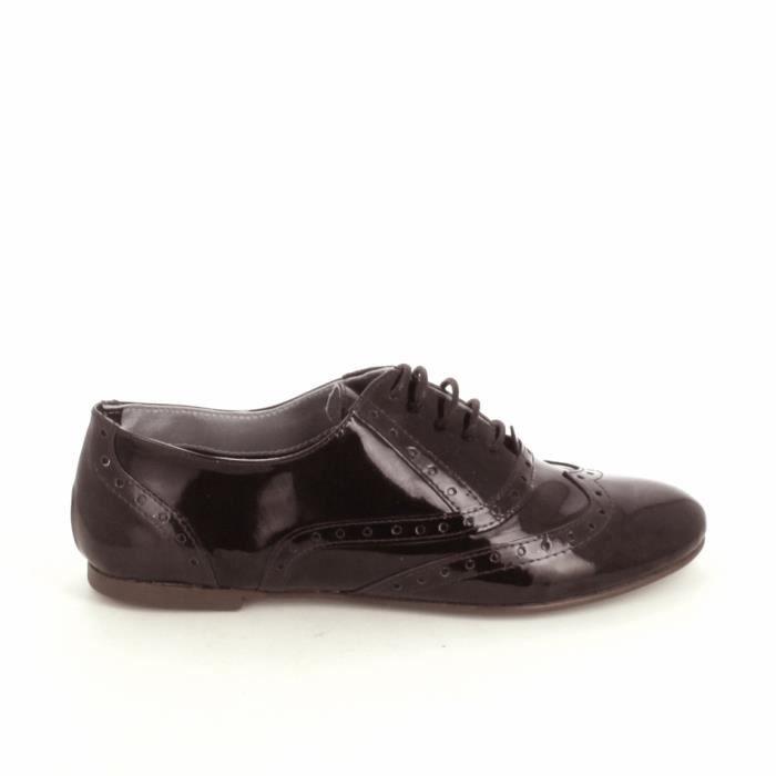 Chaussure de ville IPPON VINTAGE Derby Woody Marron