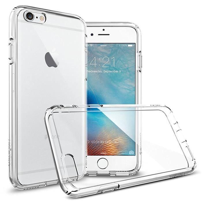 coque iphone 6 transparente spigen