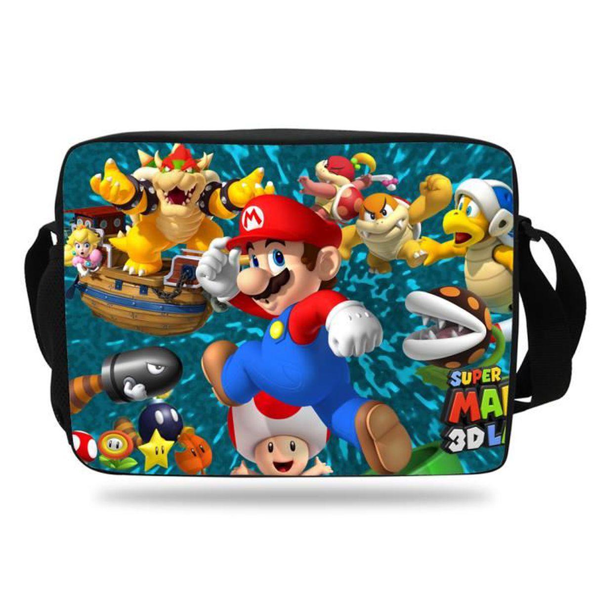 Les Jeunes Populaires De Dessin Animé Personnage Super Mario