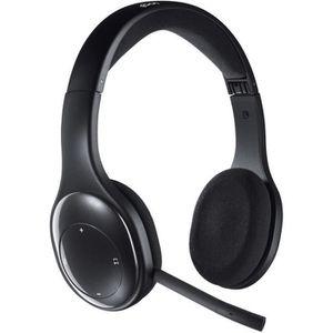 CASQUE AVEC MICROPHONE LOGITECH casque sans fil bluetooth pliable - H800