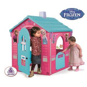 LA REINE DES NEIGES Maison Cabane pour enfant