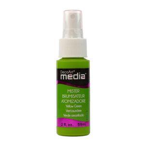 AMERICANA Flacon spray de peinture acrylique Yellow green Mister 59 ml