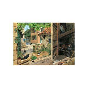 PUZZLE Puzzle 1000 pièces Villages