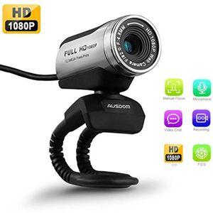 WEBCAM Webcam HD Ausdom® Camera USB 1080p avec micro son