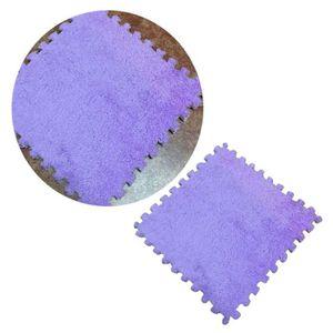 TAPIS Tapis carrée en mousse pour bébé (25 x 25 x 1 cm)