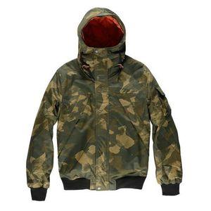 BLOUSON ELEMENT Veste Norwood - Homme - Motif Camouflage