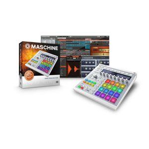PLATINE DJ CONTROLEUR ET LOGICIEL NATIVE INSTRUMENTS MASCH…