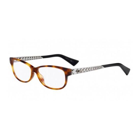 Monture lunettes Dior AMAO5 DIORAMAO 5 DKHAVANA (086) - Achat ... 1a9f87bcff49