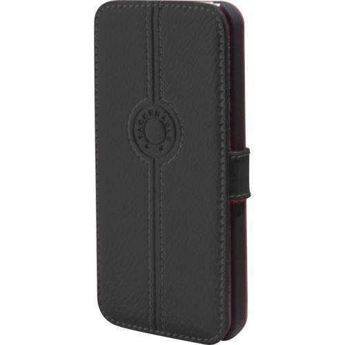 FACONNABLE Etui folio pour iPhone 5S - Noir - Achat housse - étui ... 7d2edf33e46e