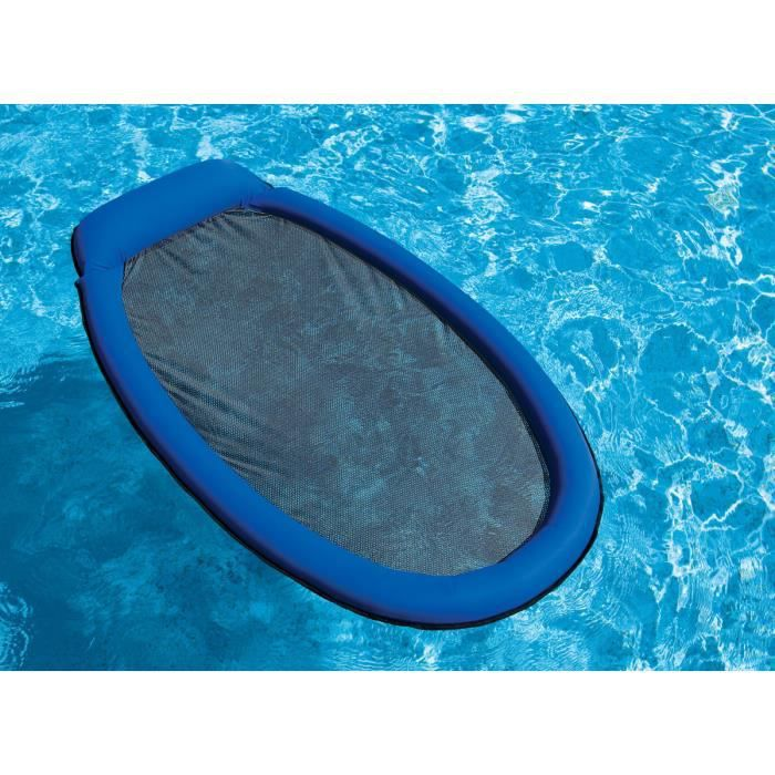matelas gonflable semi immerge