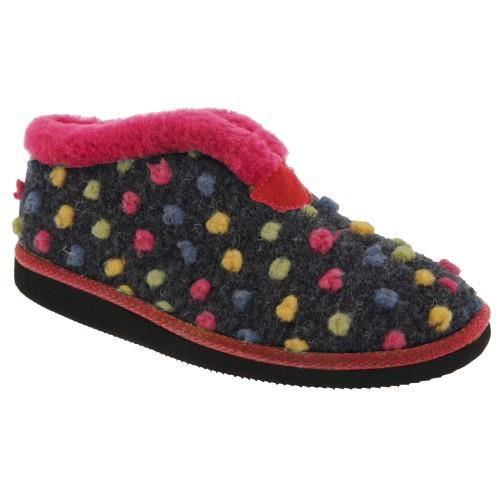 Sleepers Tilly - Chaussons légers à pois - Femme xlCudEh6H