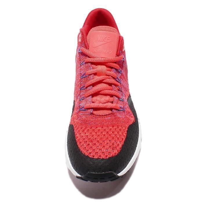 Flyknit 1 Basket Nike Mode Max Ultra Femme Air Rouge 80wOnPkX