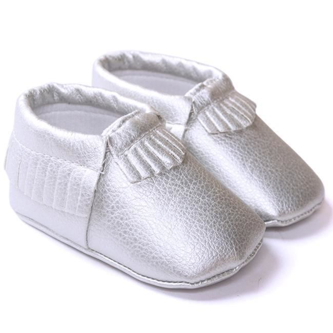 Baby Tendre En Girl blanc Leater Chaussures Bas Sole Glands ge Enfant Casual Sneakers OngrO68qwX