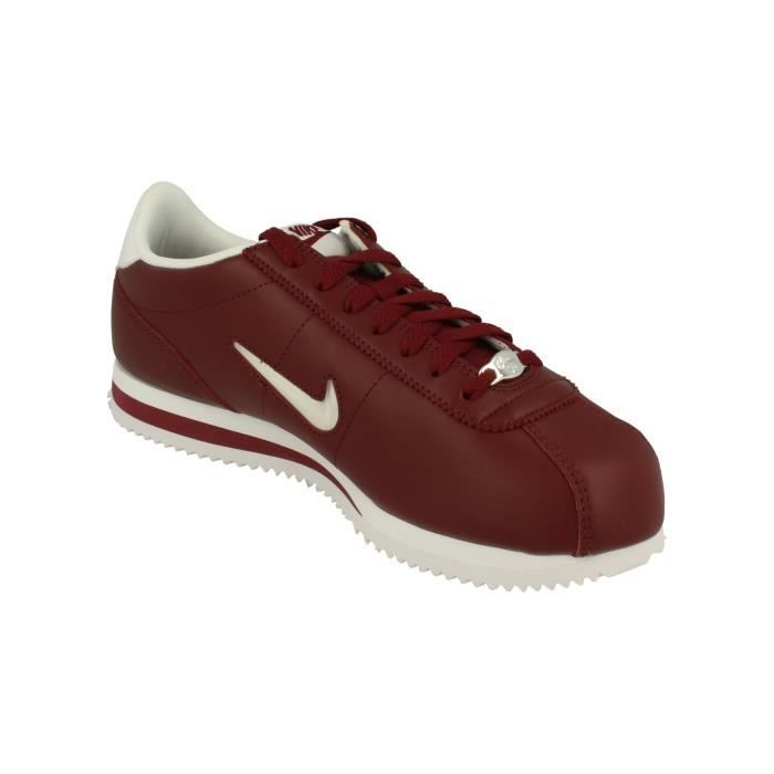 Nike Cortez Basic Jewel Hommes Running Trainers 833238 Sneakers Chaussures 600