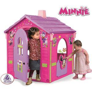 MINNIE Maison Cabane pour Enfant
