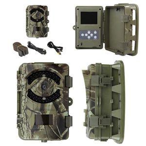 CAMÉRA SPORT Caméra de chasse Big eye D3 16MP HD 1080P Outdoor