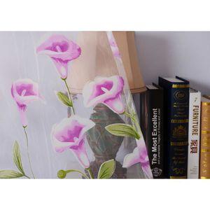 RIDEAU iportan® Mode fenêtre Calla rideaux couleur unie