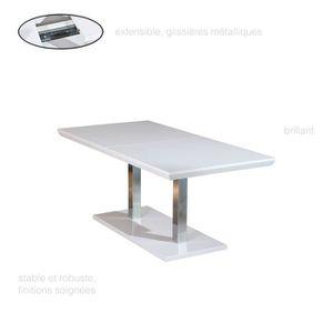 TABLE À MANGER SEULE Table à manger, Table moderne, Table contemporaine