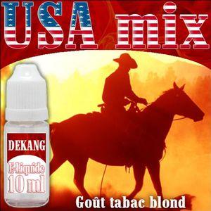 LIQUIDE E-liquide pour cigarette éléctronique Arôme Tabac