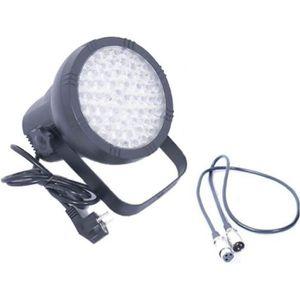 STROBOSCOPE PROJECTEUR DMX à LED Jeu de lumière 6 Canaux (Stro