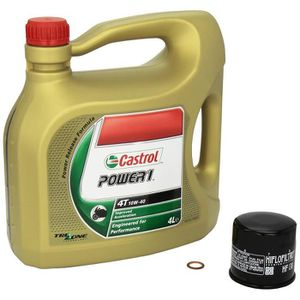 HUILE MOTEUR Castrol 4055029033542 Numéro 1 Changement d'huile