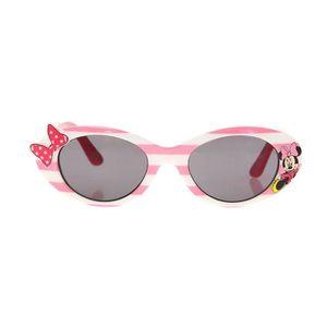 277aee8d111b7e LUNETTES DE SOLEIL Lunettes de soleil enfant fille Minnie Blanc rose