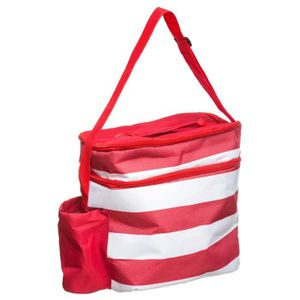 SAC ISOTHERME Five - Sac isotherme rouge 18L L, 30 x l, 22 x H,