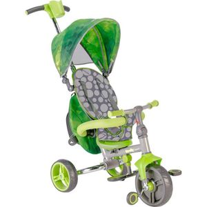 TRICYCLE STROLLY -Tricycle Evolutif Strolly Compact - Vert