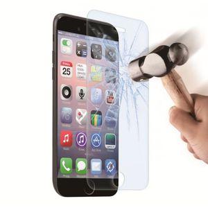 FILM PROTECT. TÉLÉPHONE Muvit Film protecteur Verre Trempe iPhone 6/6S