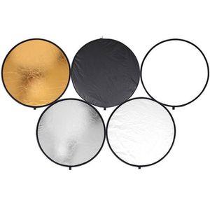 FILTRE - REFLECTEUR trépied 5 en 1 portable léger circulaire en acier