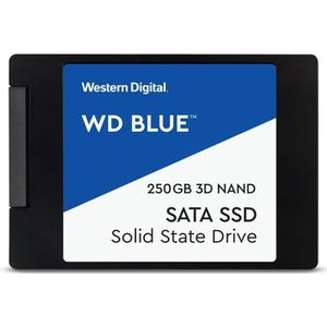 DISQUE DUR SSD Disque SSD WD Blue™ - 3D Nand - Format 2.5/7mm - 2