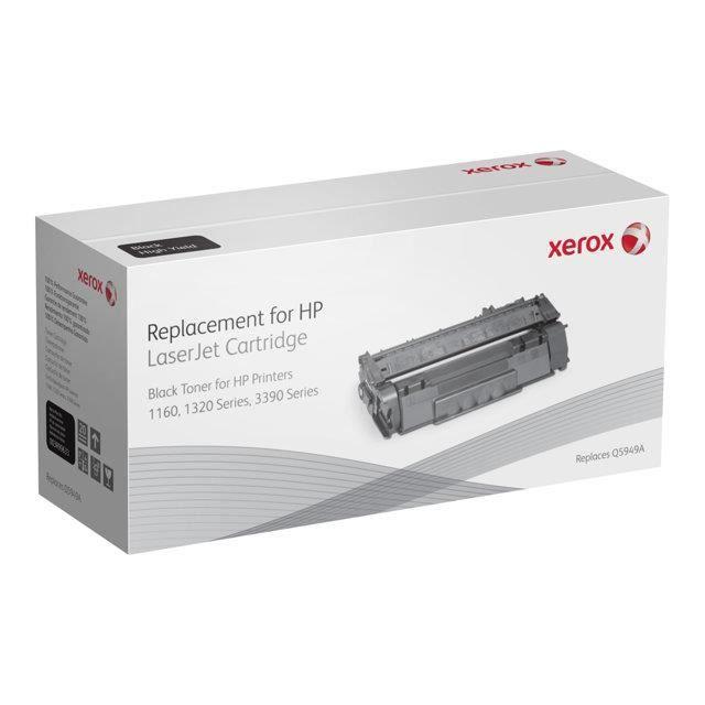 XEROX Cartouche de toner équivalent Q5949A - pour HP LJ series 1160/1320 - Autonomie 3600 impressions