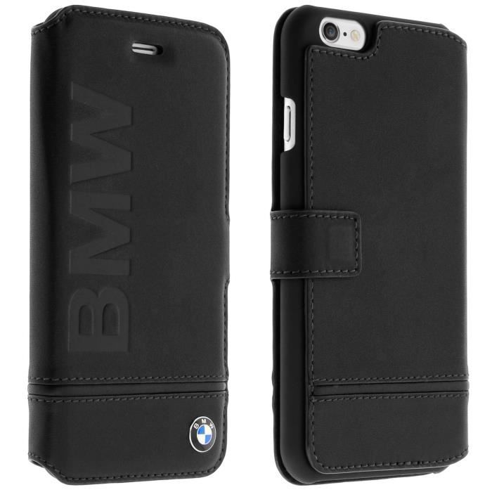 etui bmw iphone 6 achat vente etui bmw iphone 6 pas cher cdiscount. Black Bedroom Furniture Sets. Home Design Ideas