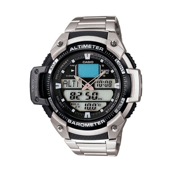 casio montres hommes thermometre