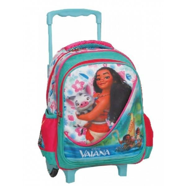 vaiana trolley sac dos 31 cm disney moana achat vente sac dos 2009774770339 soldes. Black Bedroom Furniture Sets. Home Design Ideas