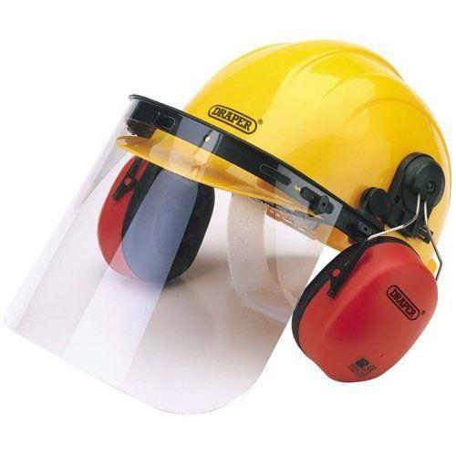 draper 69933 casque de s curit avec prot ge or achat. Black Bedroom Furniture Sets. Home Design Ideas