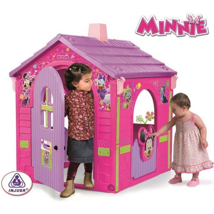 MINNIE Maison Cabane pour Enfant - Achat / Vente maisonnette ...