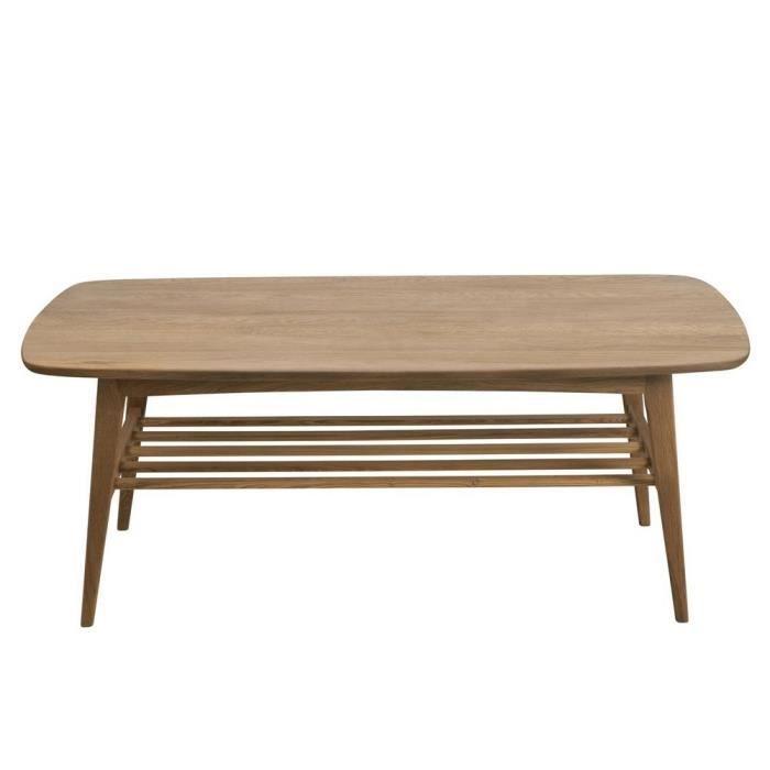 Vente Belle Qualité Achat Basse WendaBois Table De WHDEI29Y